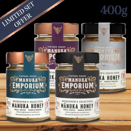 Manuka Emporium Exclusive Bundle Set (400g)